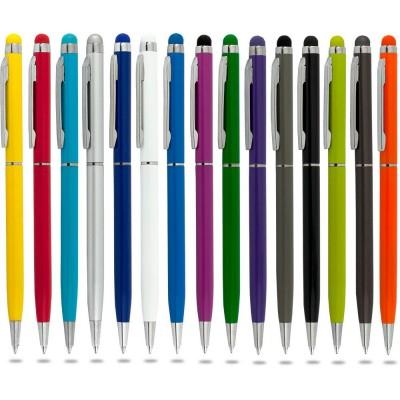 Metal İnce Touch Pen Kalem 9034